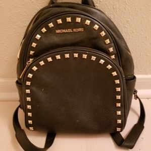 Michael Kors back pack purse